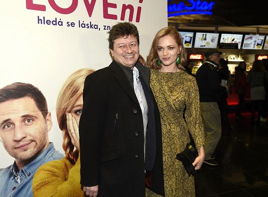 Po 15 letech od Snowboarďáků to byla její další spolupráce s režisérem Karlem Janákem.