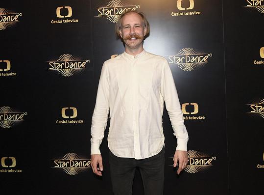 Marek Zelinka je nový odborný poradce StarDance.