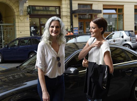 S další patronkou soutěže Gabrielou Kratochvílovou