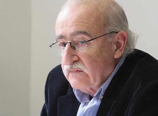 Smrt Juraje Herze Hrušínského zasáhla.