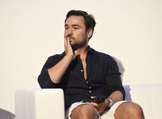 Biser Arichtev promluvil o natáčení třetí řady První republiky.