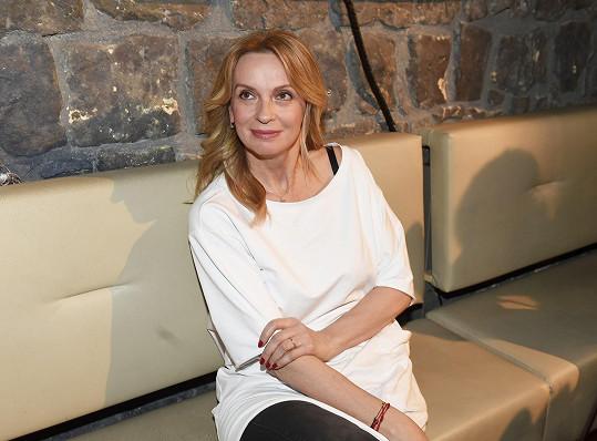 Ivana Chýlková má novou muzikálovou roli.