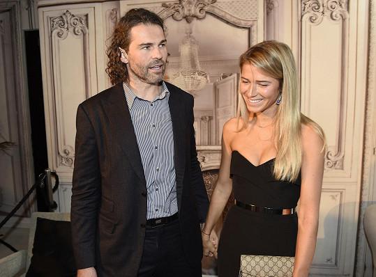 Vztah s krásnou modelkou Veronikou Kopřivovou je již minulostí.