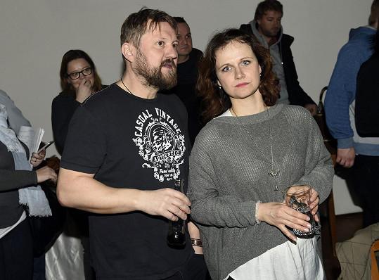 S kolegyní Kristýnou Novákovou hrají kolegy kriminalisty.