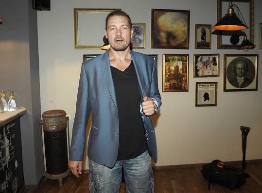 Petr Jákl přijel na karlovarský filmový festival kvůli svému filmu Žižka.