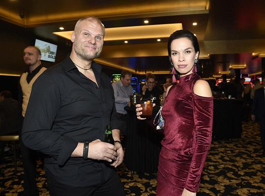Mezi hosty byla Radka Pavlovčinová s kolegou z připravovaného muzikálu Shreck Radimem Flederem.