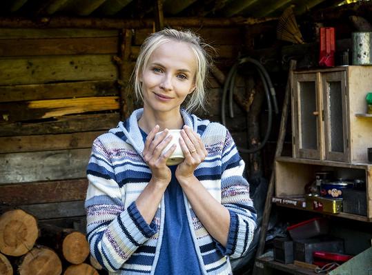 Jana Plodková jako Dagmar Krausová
