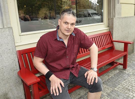 Petr Vlasák se po operaci cítí dobře.