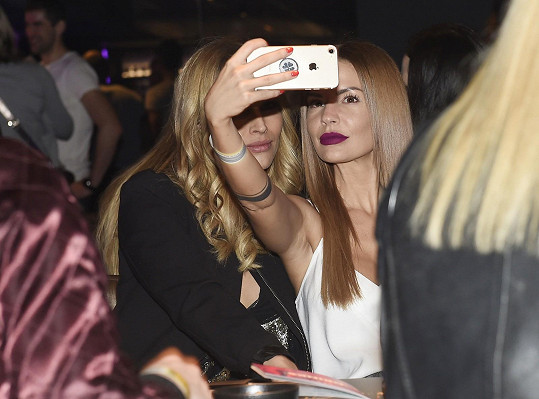 Nezbytná selfie