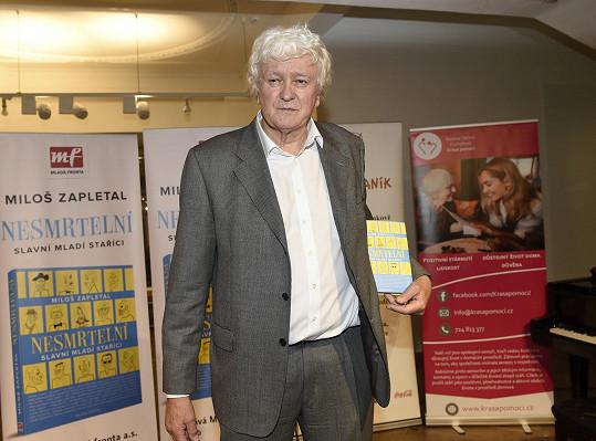 Miloš Zapletal je autorem několika knih.