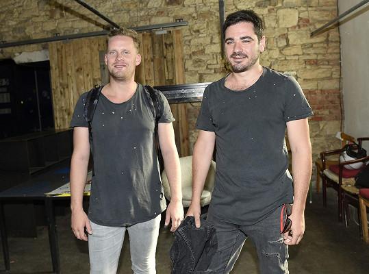 S kapelou má v reálu zkušenosti on i Jakub Prachař.