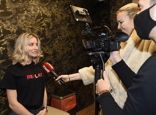Při rozhovoru pro Super.cz