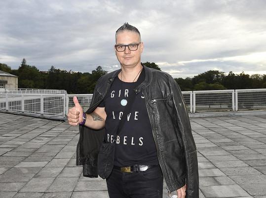 Petr Vlasák boj s rakovinou prohrál v den svých 45. narozenin.
