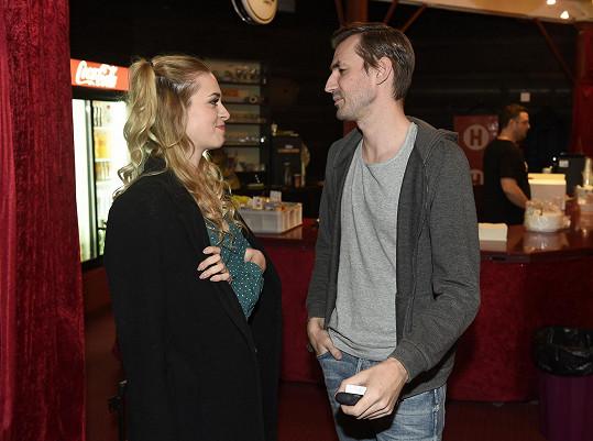 A s Danem Bartákem, který má na starosti hudební nastudování.