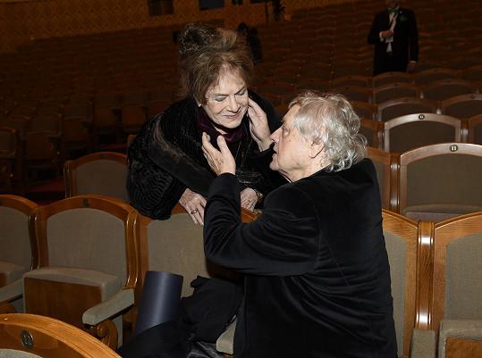 Vlasta Chramostová a Stanislav Milota jsou svoji už 45 let.