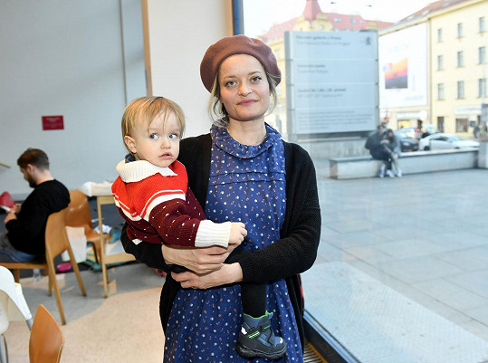 S manželkou Lenkou má syna Vincenta (3).