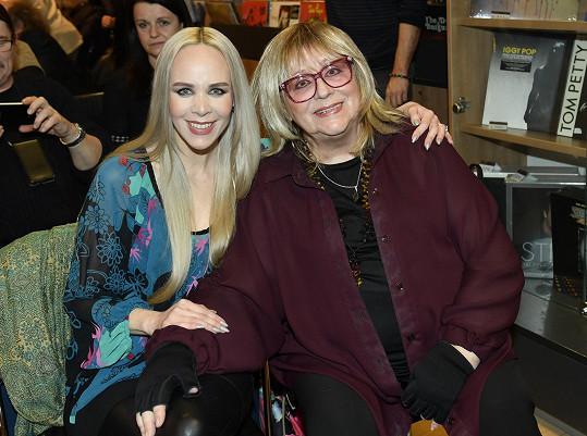 Jana Fabiánová s maminkou Naďou Urbánkovou