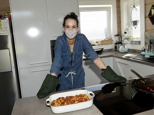 Míša a její bezlepkové lasagne
