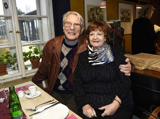 Od roku 1954 je Vadim Petrov ženatý s manželkou Martou.