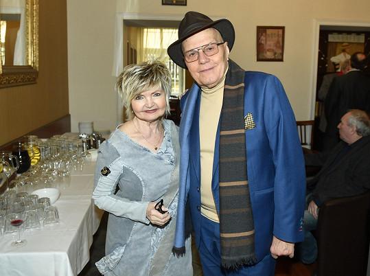 Eva Hrušková a Jan Přeučil prozradili, jak si udržují harmonický vztah.
