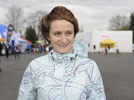 Martina Sáblíková (2016)