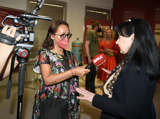 Své zkušenosti s filmovou erotikou svěřila v rozhovoru Super.cz.