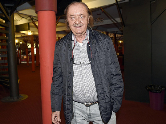 František Janeček bude v divadle GoJa Music Hall uvádět muzikál Ples upírů.