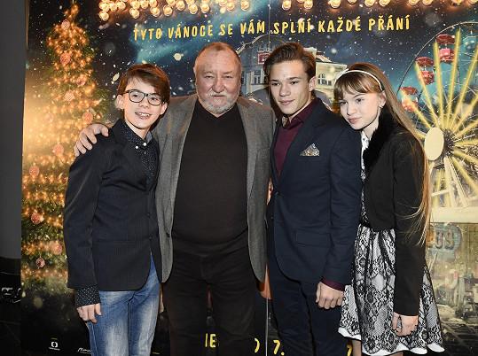 S hereckými kolegy