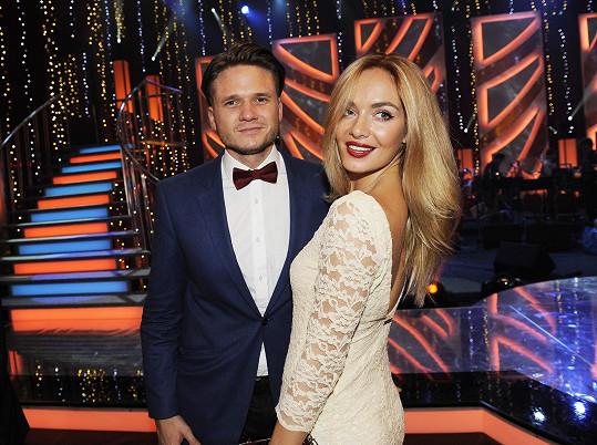 Taťána Kuchařová a Ondřej Brzobohatý vzpomínali, jak jim to minulou řadu šlapalo ve StarDance.