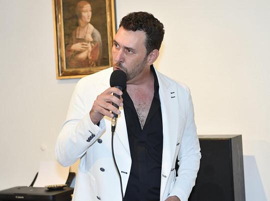 Domenico už není jenom zpěvák...