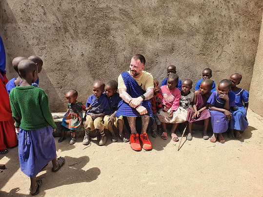 Dovolená v Africe byla nezapomenutelná