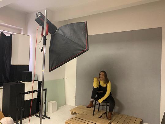 Eva Samková bude jednou z tváří nového kalendáře Proměny.