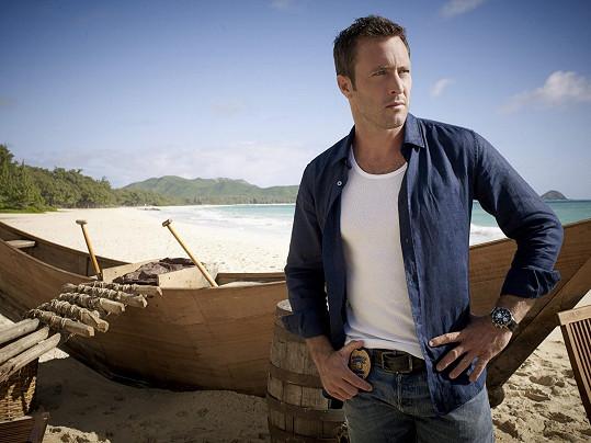 S pátou řadou seriál Hawaii 5-0 zdaleka neskončil. (2014)