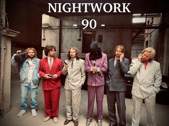Nightwork je opět na scéně v klipu k písni -90-.