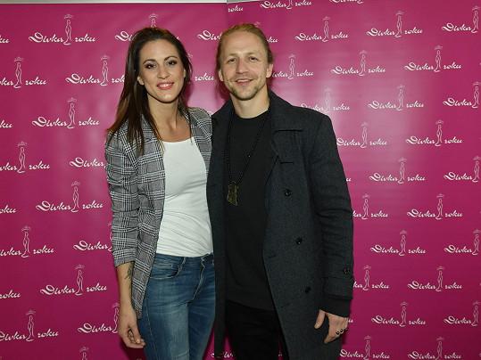 Tomáš Klus dorazil na galavečer soutěže Dívka roku na pozvání organizátorky Kristýny Sklenářové.