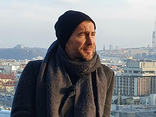 Bořek Slezáček se rozpovídal o své 13. komnatě.