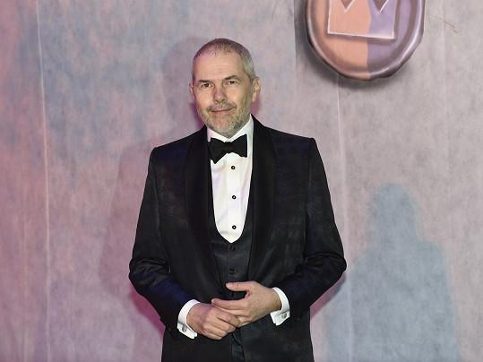 Ples v Opeře letos moderoval Marek Eben.