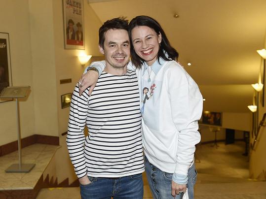 Mimo jiné natočila i desku semaforských hitů s kolegou Petrem Macháčkem.