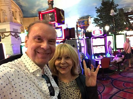 Návštěva Las Vegas