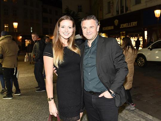 Eva s partnerem Martinem Ditmarem chtějí soutěž znovu vzkřísit.