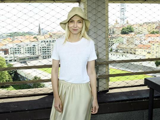 Jana Plodková se objeví na obrazovce v novém seriálu.