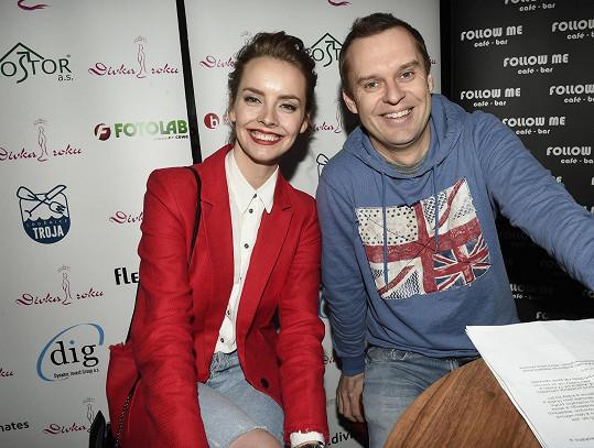 S moderátorem Pavlem Cejnarem