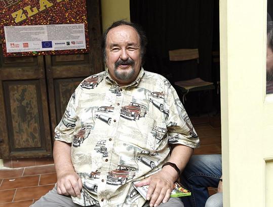 Petr Novotný na archivním snímku.