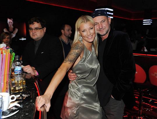 Helena Zeťová s fotografem Jakubem Ludvíkem