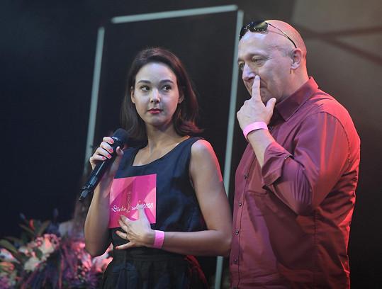 S kolegou Robertem Jaškówem