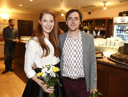 Nikol s manželem Karlem Heřmánkem mladším