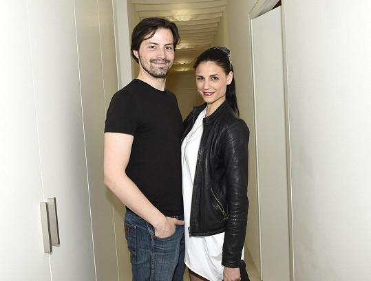 Lili s přítelem Michalem