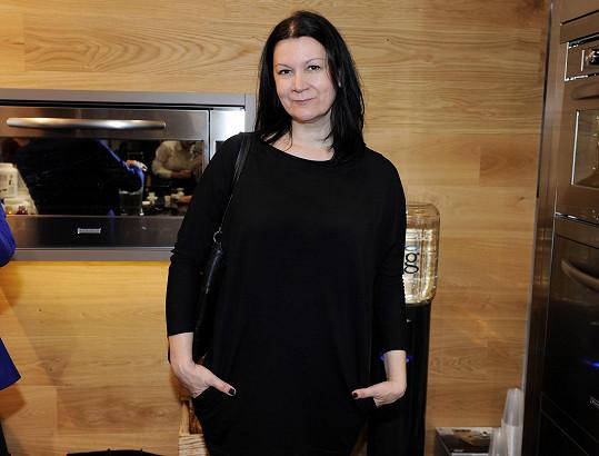 Táňa Kovaříková chce zase zhubnout.