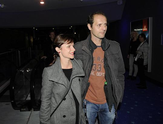 Kristýna Fuitová s manželem