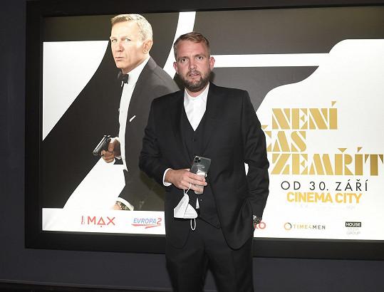 Daniel Craig je prý jeho nejoblíbenější představitel.